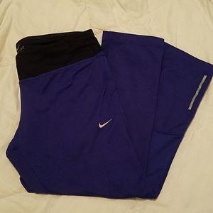 Nike Running Crop Pants